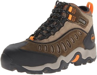 Timberland Men's Mudslinger Mid Waterproof Lace-Up Fashion Sneaker