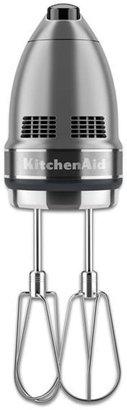 KitchenAid Hand Mixer, Contour Silver