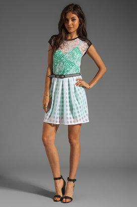 Nanette Lepore Runway Just Dance Dress