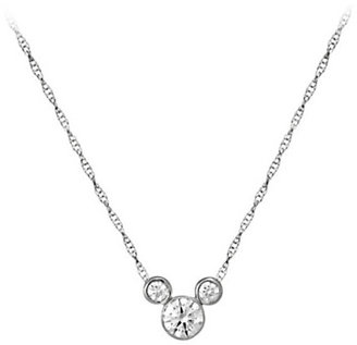 Disney Mickey Mouse Necklace - Small