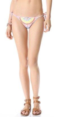 Mara Hoffman String Bikini Bottoms