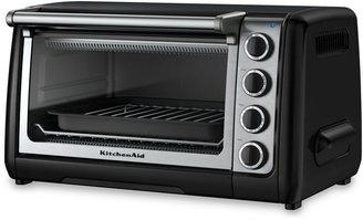 KitchenAid 10-Inch Counter Top Oven in Black