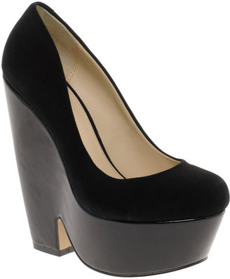 Aldo Labove Platform Wedge Shoes