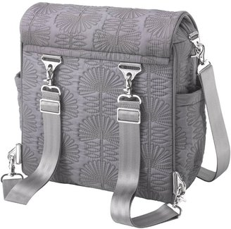 Petunia Pickle Bottom Boxy Backpack Embossed Champs-Elysees Stop