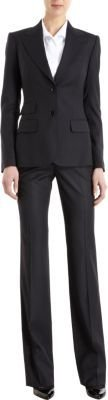 Dolce & Gabbana Pinstripe Turlington Jacket
