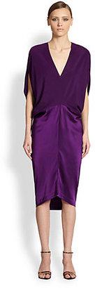 Zero Maria Cornejo Silk Reni Dress