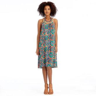 Rachel Roy Embellished Halter Dress