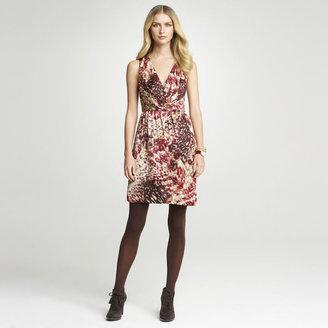 Anne Klein Stepping Stone Print Dress