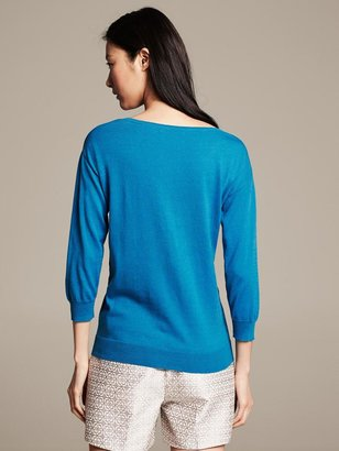 Banana Republic V-Neck Pullover