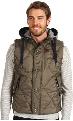 G Star G-Star - Doonray Quilted Vest (Magma) - Apparel