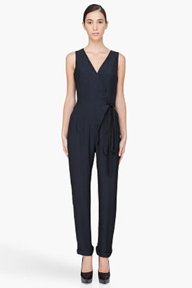 Rag and Bone RAG & BONE Black Jane Jumpsuit