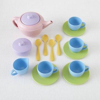 Green Toys To a Tea Set