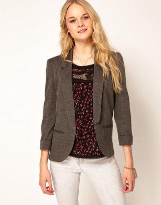 A/Wear A Wear Marl Jersey Blazer