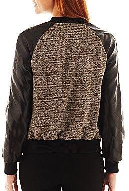 JCPenney Olsenboye® Quilted Bomber Jacket