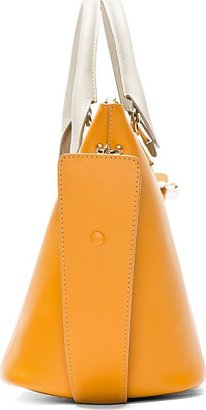 Chloé Tan leather Baylee Small Tote