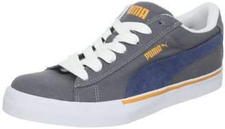 Puma S Low Canvas Lace-Up Fashion Sneaker