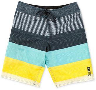Rusty Swimwear, Proper Stripe Board Shorts