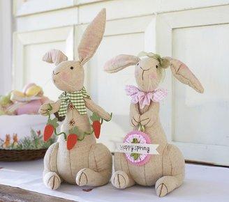 Pottery Barn Kids Bunny Decor