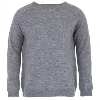 Zadig & Voltaire Grey Knit Skull Knit Sweater