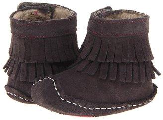 See Kai Run Kids Leilani (Gray) Girls Shoes