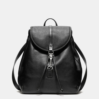 Coach Studio Legacy Backpack In Leather