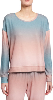 Onzie High-Low Sweatshirt - Beach Balm