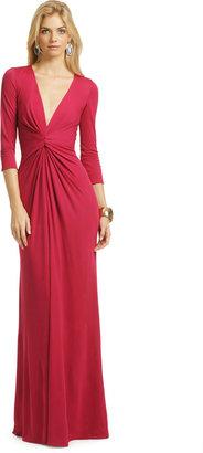 Issa Spice Twist Gown