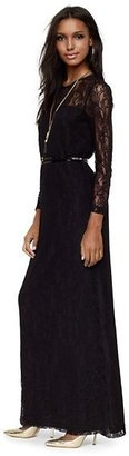 Juicy Couture Delicate Lace Maxi Dress