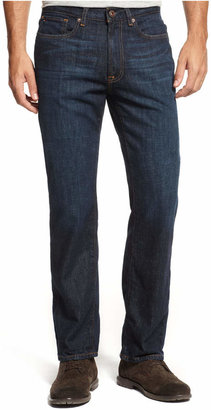 Tommy Hilfiger Men's Rock Freedom Relaxed-Fit Jeans $59.50 thestylecure.com