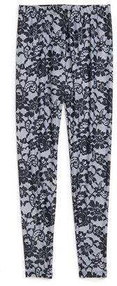 Zara Terez Print Leggings (Big Girls)