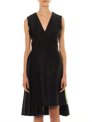 Roksanda Falkes silk dupion dress