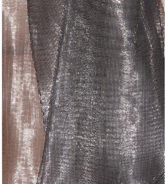 Saint Laurent Pussy bow silk blouse