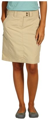 Exofficio Nomad Skirt 18 (Slate) - Apparel