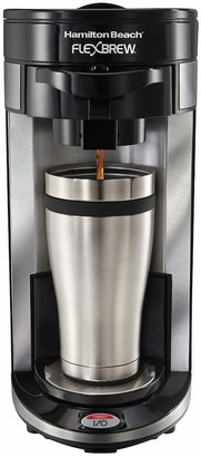 Hamilton Beach FlexBrew Single Serve Coffee Maker