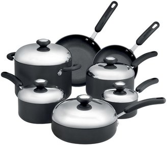 Circulon total 12-pc. nonstick hard-anodized cookware set