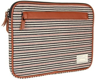 Hex - 13 Macbook Pro Sleeve w/ Pocket (Cabana Stripe) - Bags and Luggage