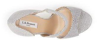 LK Bennett 'Agnes' Leather Sandal