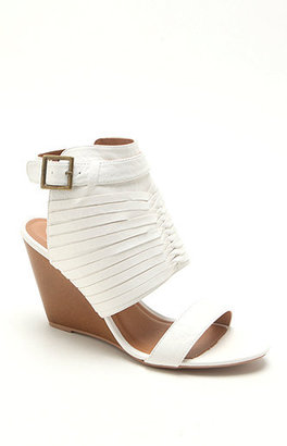 Qupid Gipsy Wedge Sandals