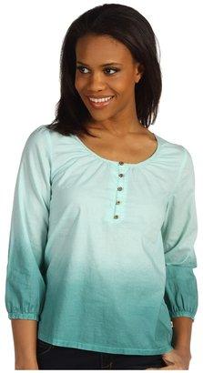 The North Face MIra Shirt (Sisley Blue/Kodiak Blue) - Apparel