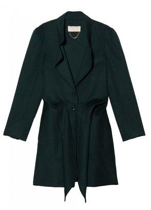 Vanessa Bruno Tie Front Coat