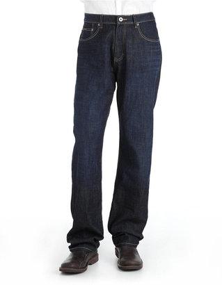 Calvin Klein Jeans Relaxed Straight-Leg Jeans