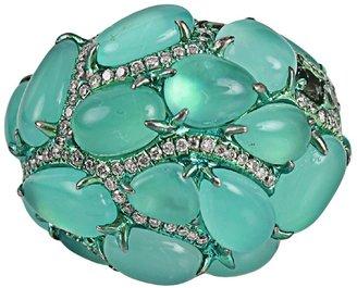 Arunashi Bejeweled ring