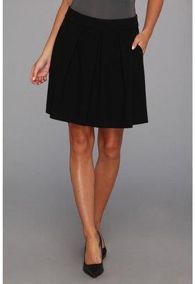 Trina Turk Kimbra Skirt (Black) - Apparel