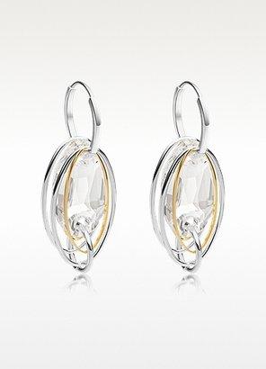 Swarovski CRYSTALLIZEDTM High Tide Earrings