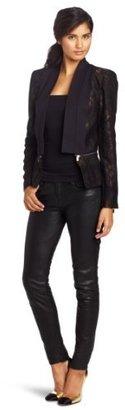 Autograph Addison Women's Contrast Zip Jacket