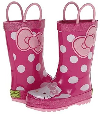 Western Chief Hello Kitty(r) Cutie Dot Rain Boot (Toddler/Little Kid/Big Kid)