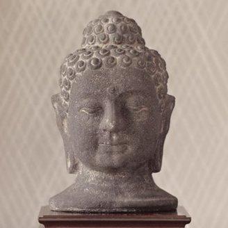 Gump's Buddha Head Statue