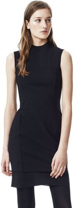 Theory Bellaire Dress in Reedly Stretch Virginwool