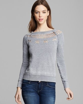 GUESS Pullover - Burnout