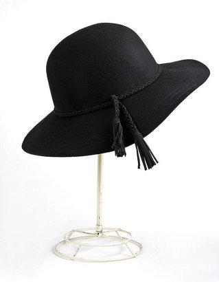 AUGUST HATS Floppy Wool Felt Hat